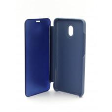 "Чехол ZIBELINO CLEAR VIEW для Xiaomi Redmi 8A (6.22"") 2019 (Blue)"