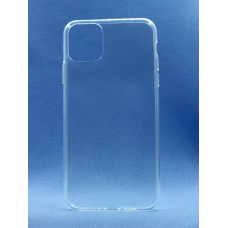 Накладка Zibelino Ultra Thin Case для Apple iPhone 11 Pro Max (прозрачный)